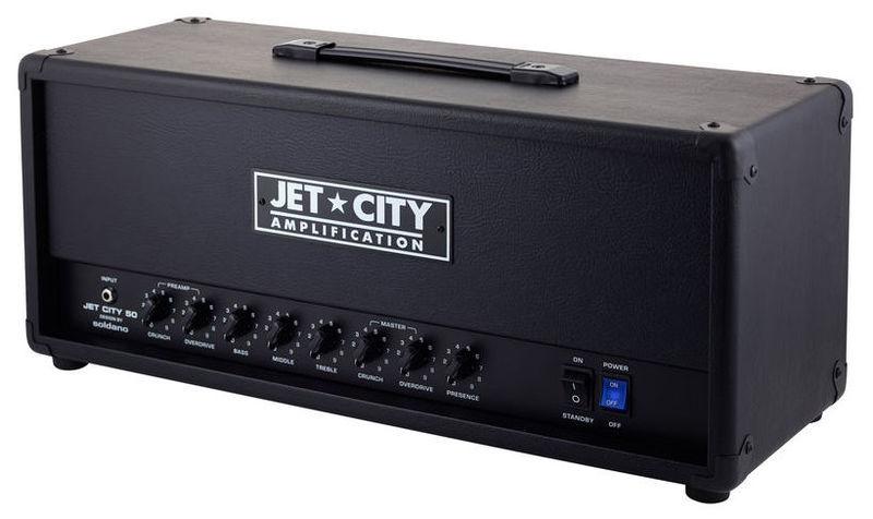 Усилитель головы Jet City JCA50H