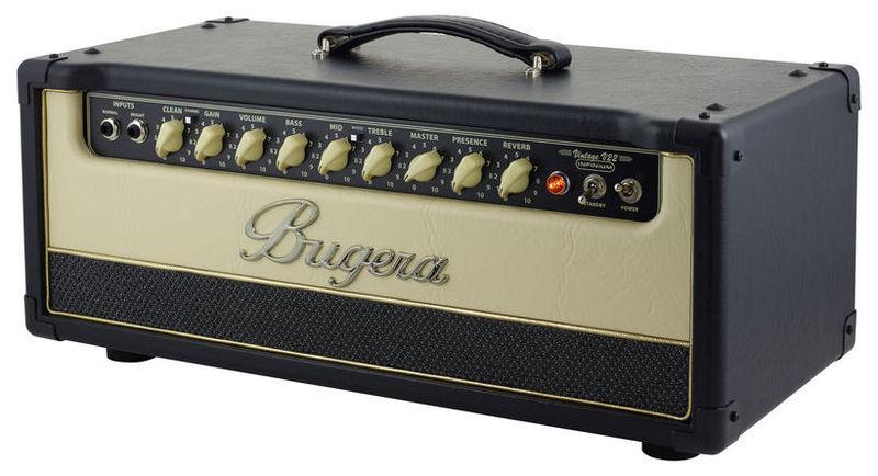 Усилитель головы BUGERA V22HD Infinium гитарный усилитель bugera 6262 infinium