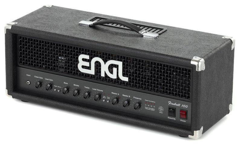 купить Усилитель головы ENGL Fireball 100 E635 дешево