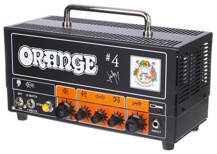 Усилитель головы Orange Jim Root Terror Amp усилитель головы orange micro terror