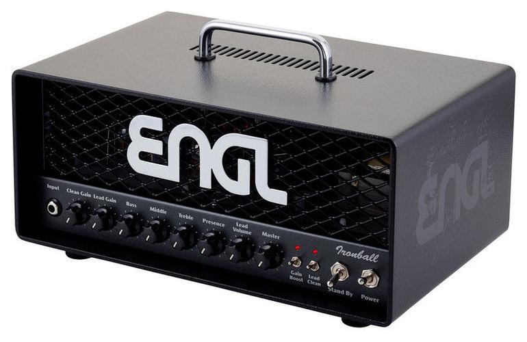 купить Усилитель головы ENGL E606 Ironball Head 20 дешево