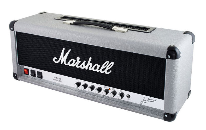 Усилитель головы MARSHALL 2555X Silver Jubilee the resume kit