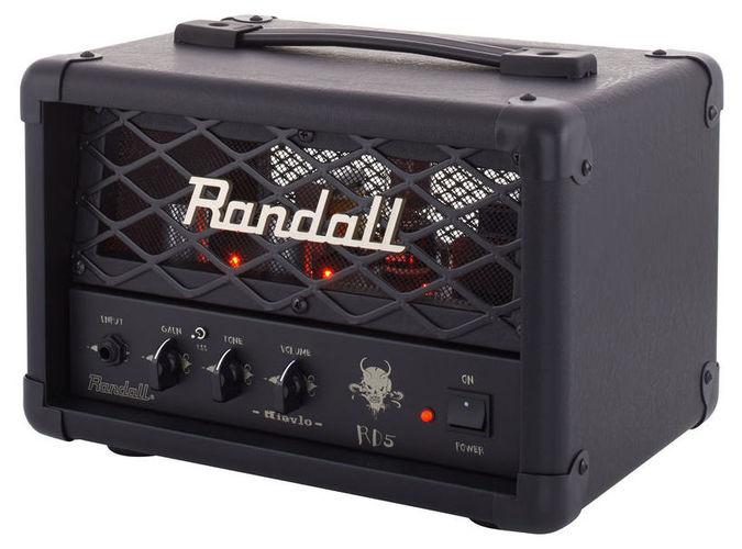 Усилитель головы Randall RD 5 Head гитарный усилитель randall nbking100 e