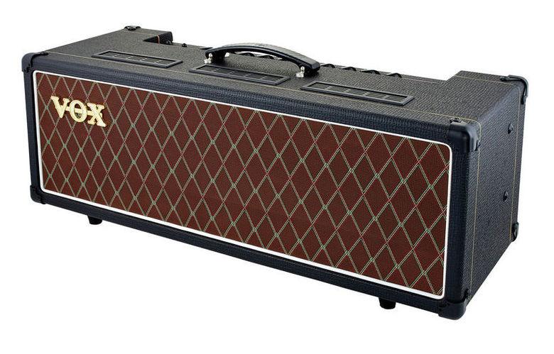 Усилитель головы VOX AC30H гитарный усилитель vox amplug 2 classic rock