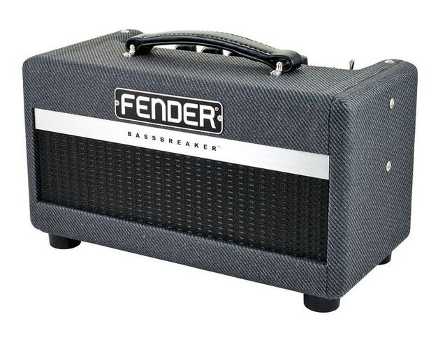 Усилитель головы Fender Bassbreaker 007 Head