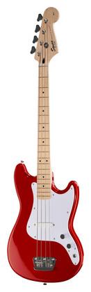 Fender Squier Bronco Bass RD  цена и фото