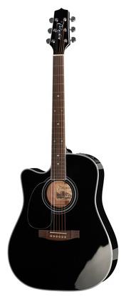 Гитара для левшей Takamine EF341SC-LH
