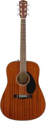 Дредноут Fender CD-60S All Mah