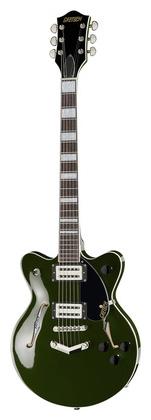 Полуакустическая гитара Gretsch G2655 Torino Green Streamliner