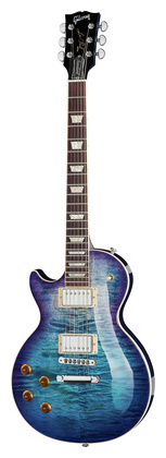 Гитара для левшей Gibson Les Paul Std T 2017 BLB LH