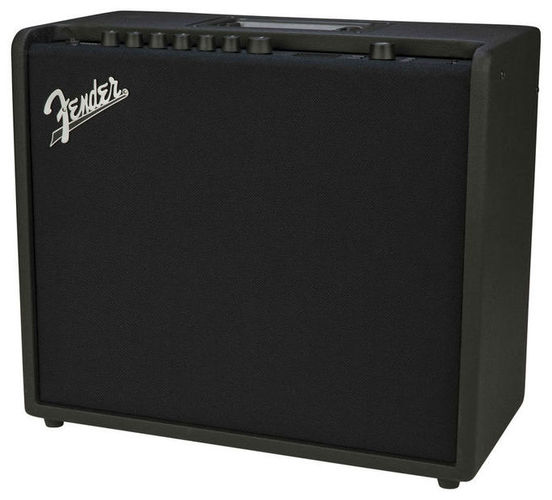 Комбо для гитары Fender Mustang GT 100 fender mustang combo footswitch
