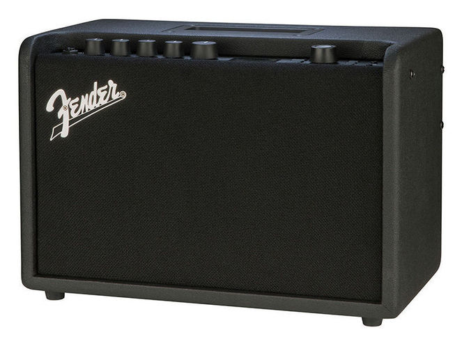 Комбо для гитары Fender Mustang GT 40 комбо для гитары fender mustang gt 200