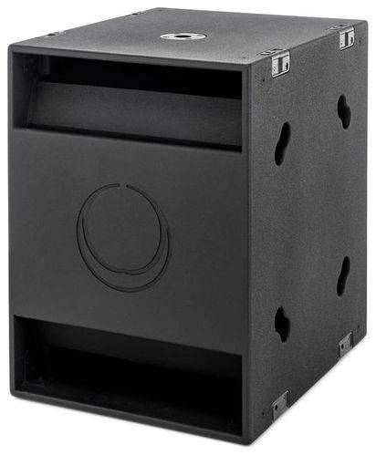 Пассивный сабвуфер Turbosound NuQ118B профессиональный активный сабвуфер turbosound inspire ip12b black