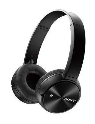 Sony MDR-ZX330BT Black sony mdr zx330bt
