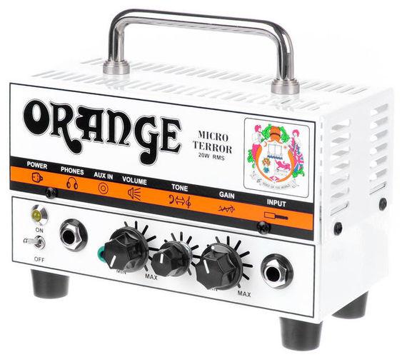 Усилитель головы Orange Micro Terror усилитель головы orange micro terror