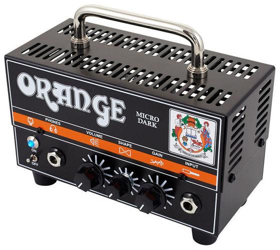 Усилитель головы Orange Micro Dark усилитель головы orange micro terror