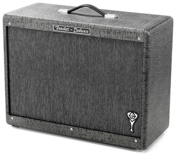 Fender Hot Rod Deluxe 112 GB CAB комбо для гитары fender hot rod deluxe iii