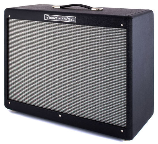 Fender Hot Rod Deluxe 112 Encl BK гитарный кабинет fender bassbreaker 112 encl