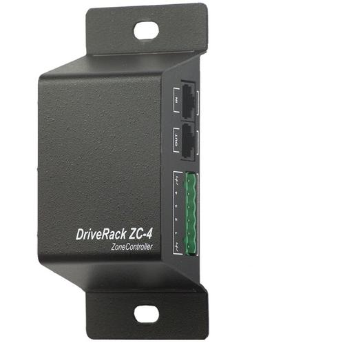 Контроллер акустических систем Dbx ZC4 контроллер и регулятор для систем охлаждения