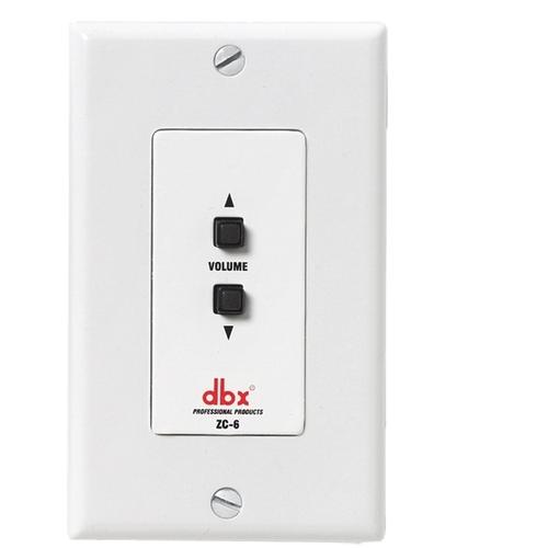 Контроллер акустических систем Dbx ZC6 контроллер акустических систем dbx zc9