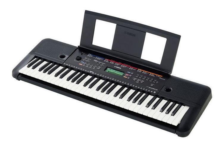 Синтезатор Yamaha PSR-E263 синтезатор yamaha psr e353