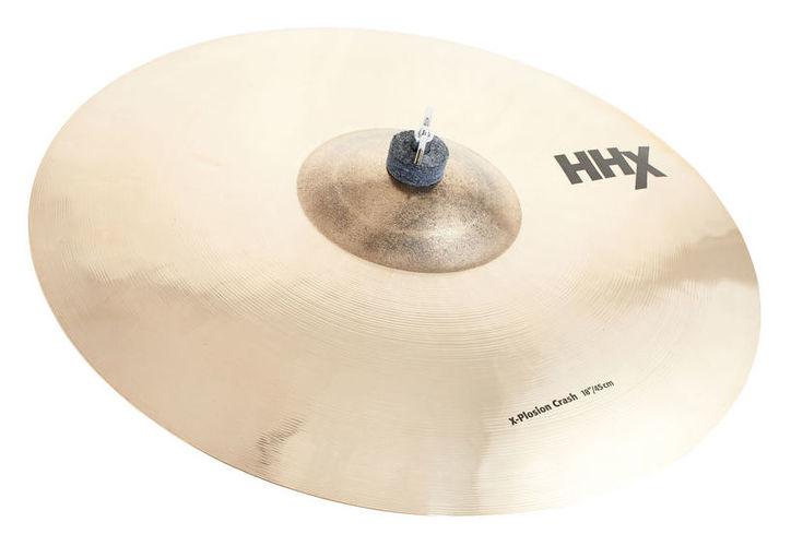 Тарелка крэш Sabian 18`` HHX X-PLOSION CRASH тарелка paiste sg pst5 20 rock crash