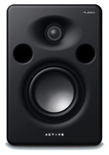 Активный студийный монитор Alesis M1 Active MK3 midi контроллер alesis sample pad