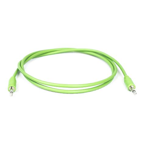 Патчкабель SZ-AUDIO Cable 30 cm Green кабель 3 5 мм jack hama audio extension cable 122323