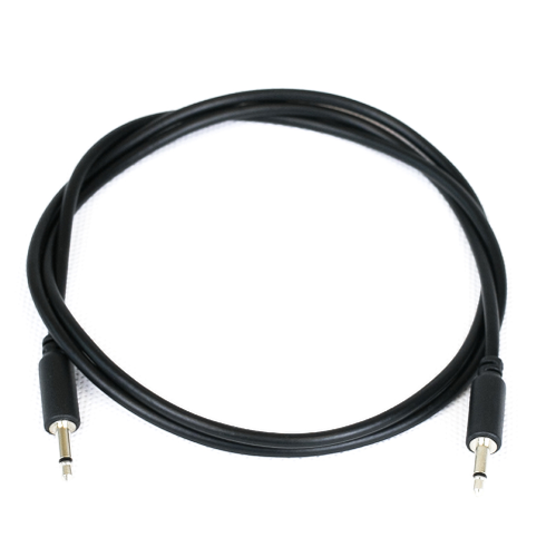 Патчкабель SZ-AUDIO Cable 30 cm Black кабель 3 5 мм jack hama audio extension cable 122323