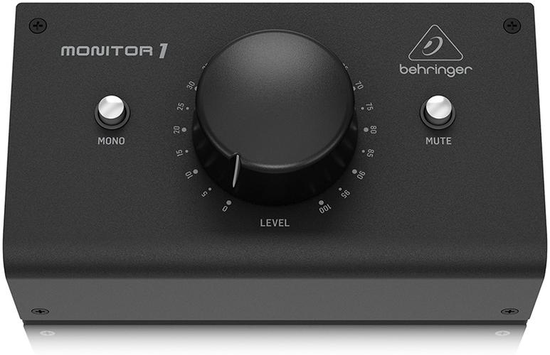 Контроллер, элемент управления Behringer Monitor1 контроллер элемент управления contour design shuttle pro v 2