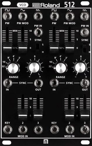 Модульный синтезатор Roland SYSTEM-500 512 roland m cube gxr