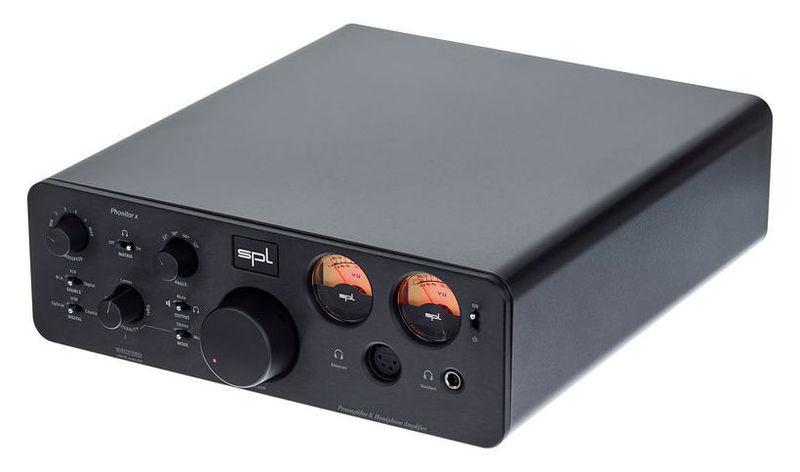 Усилитель для наушников SPL Pro-Fi Phonitor x black