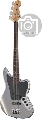 4-струнная бас-гитара Fender STD Jaguar Bass PF GST SLVR 4 струнная бас гитара fender std precision bass mn lpb