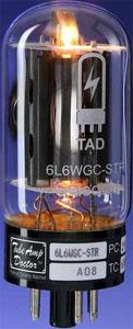 TAD RT814 Tubes 6L6WGC Quartett tad rt274 tubes el84 cz quartet