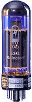 TAD RT152 Tubes EL34L Cz Duett tad rt274 tubes el84 cz quartet