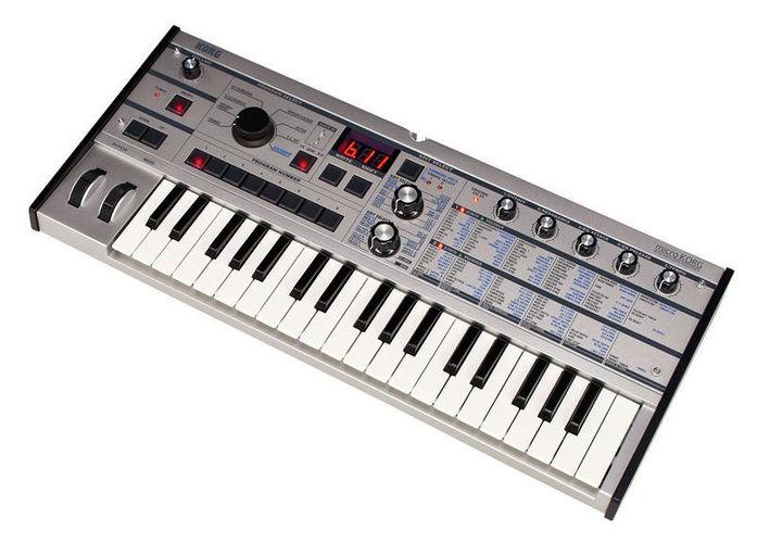 Синтезатор Korg microKORG Platinum