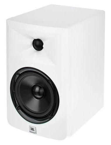 Активный студийный монитор JBL LSR 305 White Limited Edition сабвуфер jbl lsr 310 s