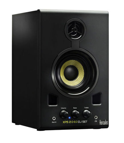 Активный студийный монитор Hercules XPS 2.0 60 DJ Set