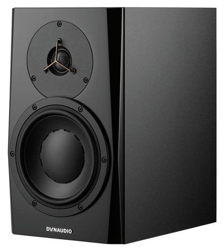Активный студийный монитор Dynaudio LYD-7 Black цены онлайн