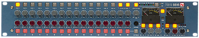 Сумматор AMS Neve 8816 Summing Mixer boutique molcho neve tzedek 4 тель авив