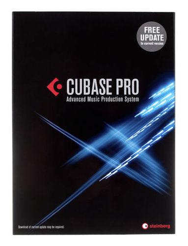 все цены на Софт для студии Steinberg Cubase Pro 9 онлайн