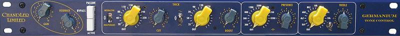 Эквалайзер Chandler Germanium Tone Control тизерная сеть эквалайзер на заднее стекло