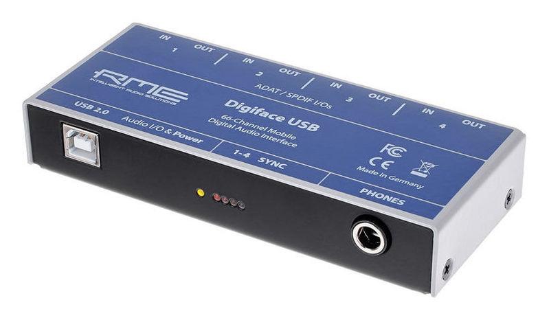 Звуковая карта внешняя RME Digiface USB