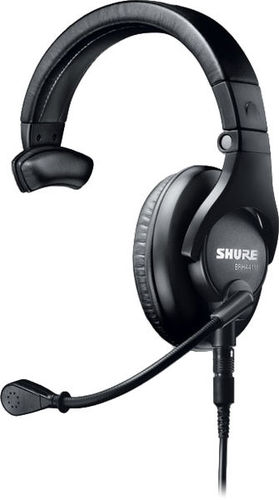 Интерком система Shure BRH 441M интерком система superlux hmd 660x