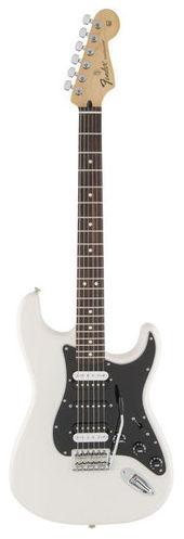 Стратокастер Fender Standard Strat HSH PF OLW электрогитары fender standard