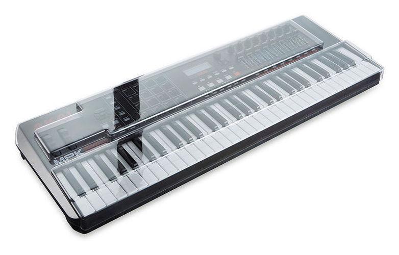 Чехол, сумка для клавиш Decksaver Akai MPK261 akai pro mpk mini mk2