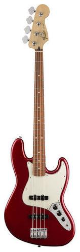 4-струнная бас-гитара Fender Standard Jazz Bass PF CAR электрогитары fender standard
