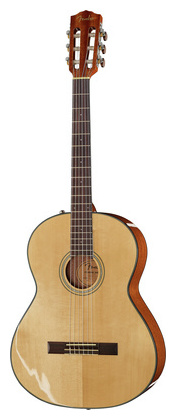 Классическая гитара 4/4 Fender CN-60S Natural fender cn 60s nat