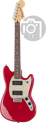 Электрогитара иных форм Fender Mustang P90 PF TR Offset fender mustang combo footswitch