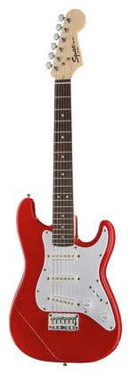 Электрогитара иных форм Fender Squier Mini Strat V2 TR fender squier bullet stratocaster rw bk в украине